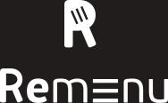Remenu logo footer
