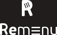 Remenu logo footer